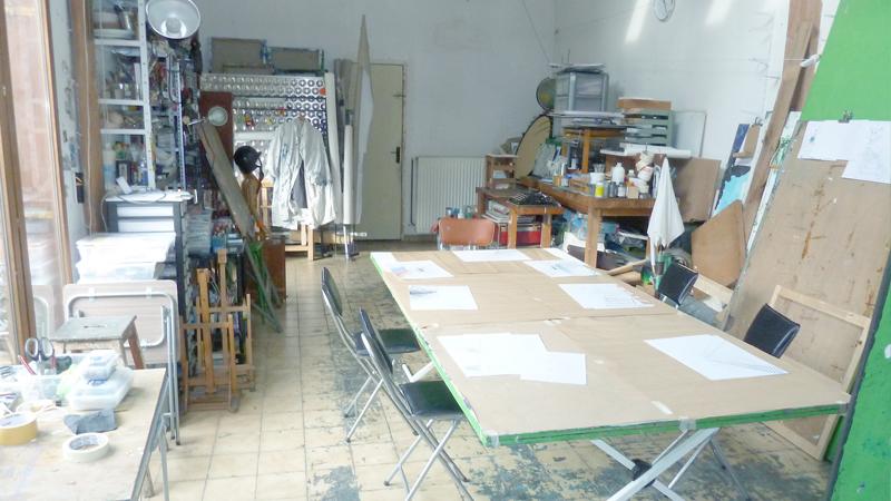l'atelier d art d ancrage Croissy sur Seine