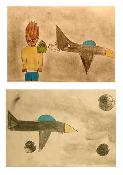 Kevin_livre_graphique__stage_dessin_bandes_dessinées_croissy_sur_seine