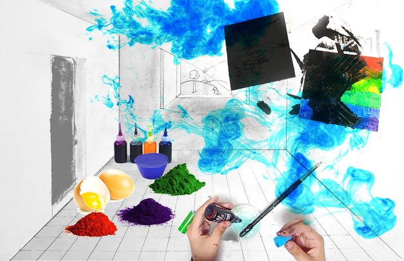 stage atelier cours peinture croissy sur seine
