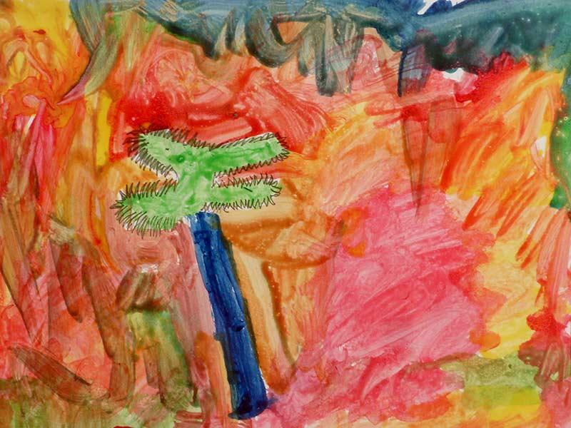 peinture_oeuf_stage_toussaint_2018_croissy_seine_arts_plastique_baptiste1