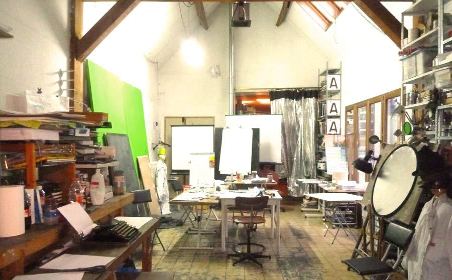 l Atelier de l 'Association Ancrage croissy sur seine: cours stages ateliers peinture dessin bandes-dessinées dessin animé multimédia vidéo photo etc