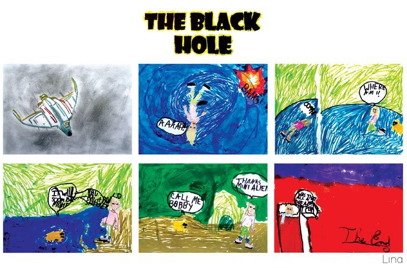 Atelier_stage_dessin_ancrage_bandes_dessinees_croissy_sur_seine_Lina_Black_Hole