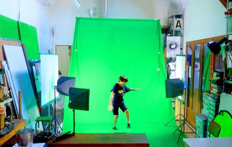 voir le PORTFOLIO DES ELEVES Ateliers et stages  vidéo dessin-animé cartoon